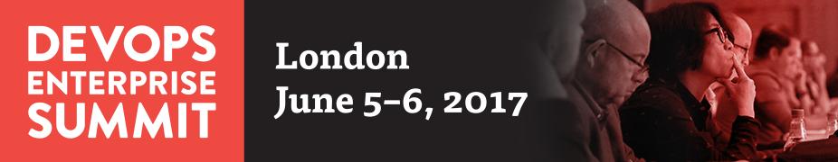 DevOps Enterprise Summit London 2017