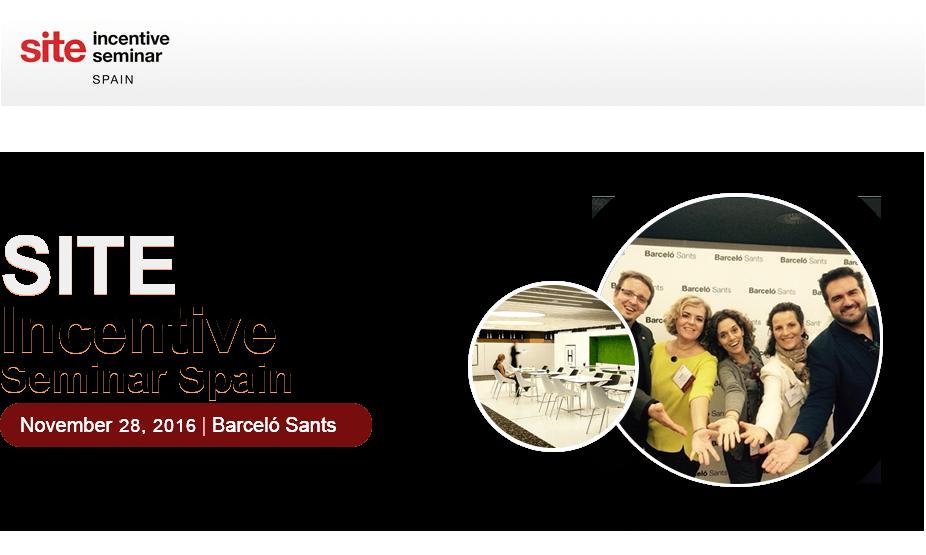 SITE Incentive Seminar Spain 2016