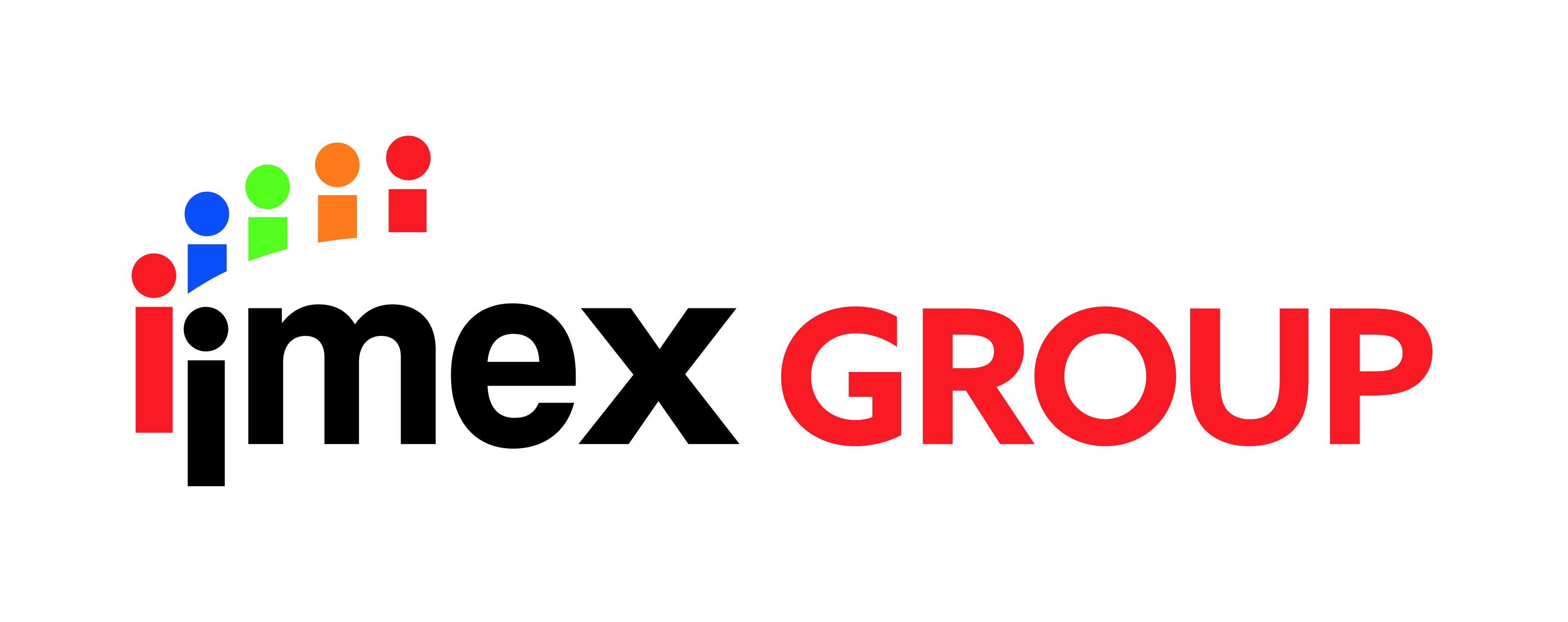 IMEX GROUP logo CMYK