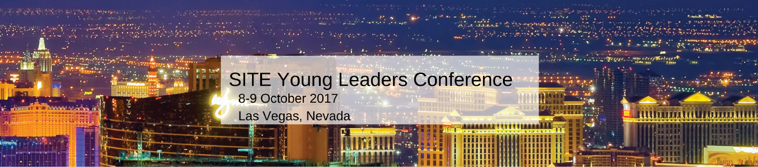 SITE Young Leaders Conference 2017