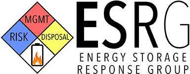 Energy Storage Response Group.
