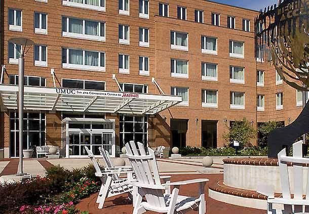 UMD Marriott and Conf. Center