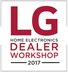 2017 LG Home Electronics Dealer Workshop RSVP