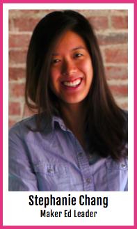 Stephanie Chang  Speaker