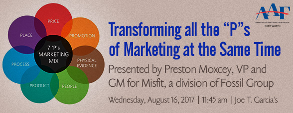Transforming All the Ps of Marketing at the Same Time