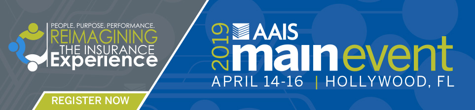 2019 AAIS Main Event-Register Now!