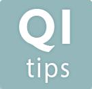 Quality Improvement Tips
