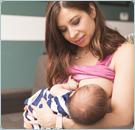 Hispanic Mother Breastfeeding