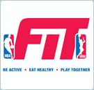 NBA FIT Logo