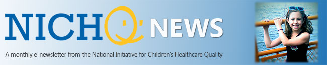 NICHQ News - July 2013 - Banner