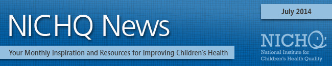 NICHQ News Banner July 2014