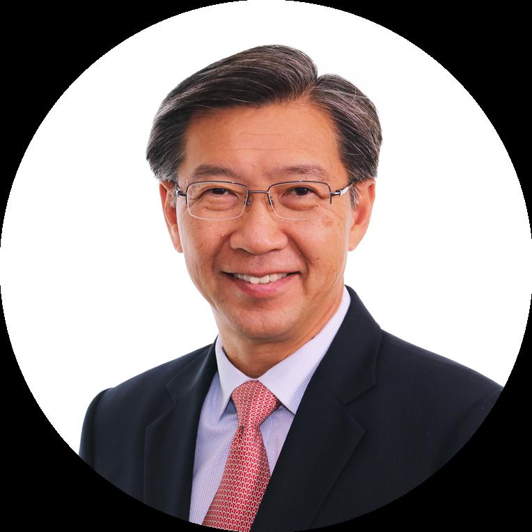 Tan Chong Meng - Round