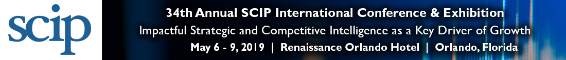 34th Annual SCIP International Conference & Exhibition