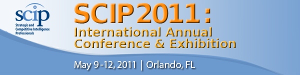 SCIP 2011 International Annual Conference & Exhibition