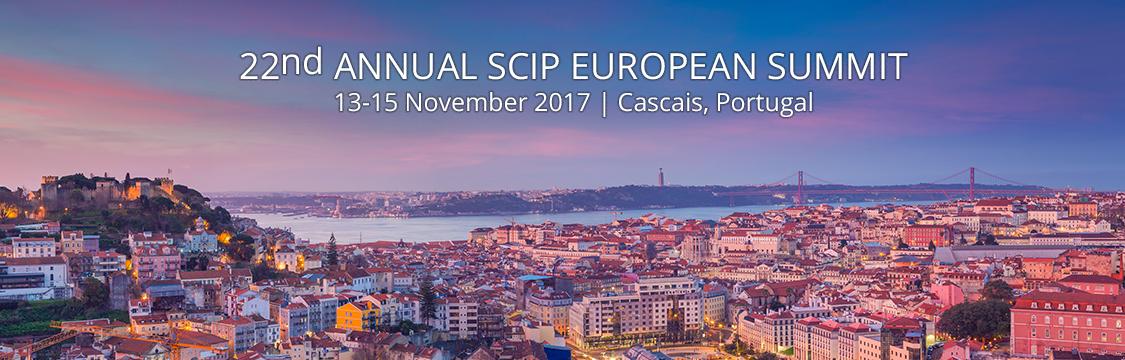22nd Annual SCIP European Summit