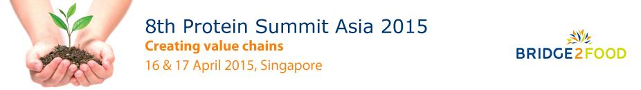 Bridge2Food - 9th Protein Summit Asia 2015