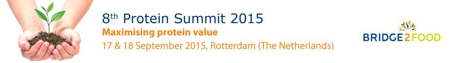Bridge2Food - 8th Protein Summit 2015