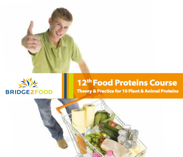 11th Food Proteins Course Brochure download