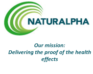 Naturalpha is a mediapartner of Bridge2Food