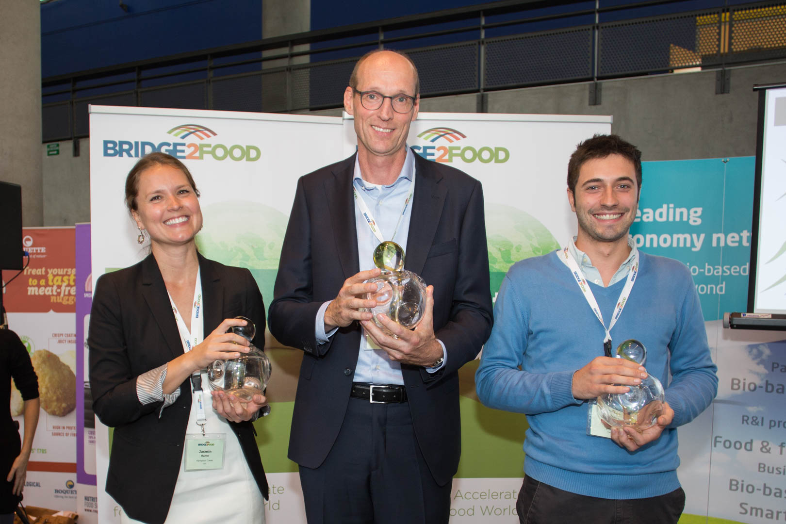 Bridge2Food_Photo_2018_Protein_Summit_Award_Winners