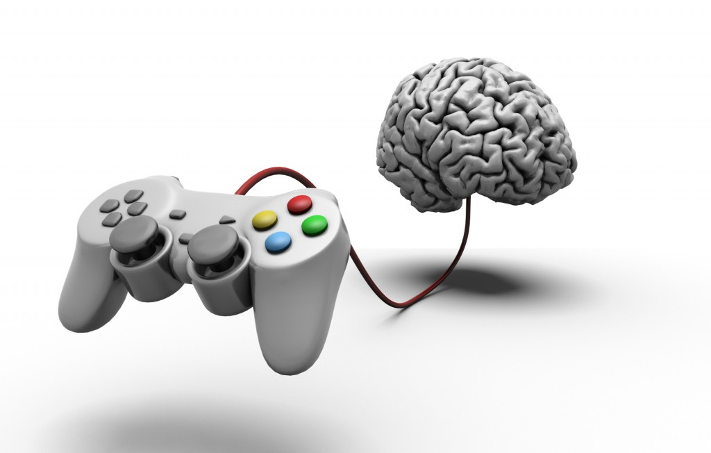 cartoon-of-brain-attached-to-video-game-controller
