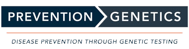 PreventionGenetics logo