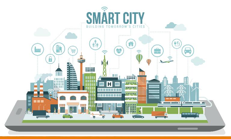 Smart Cities image