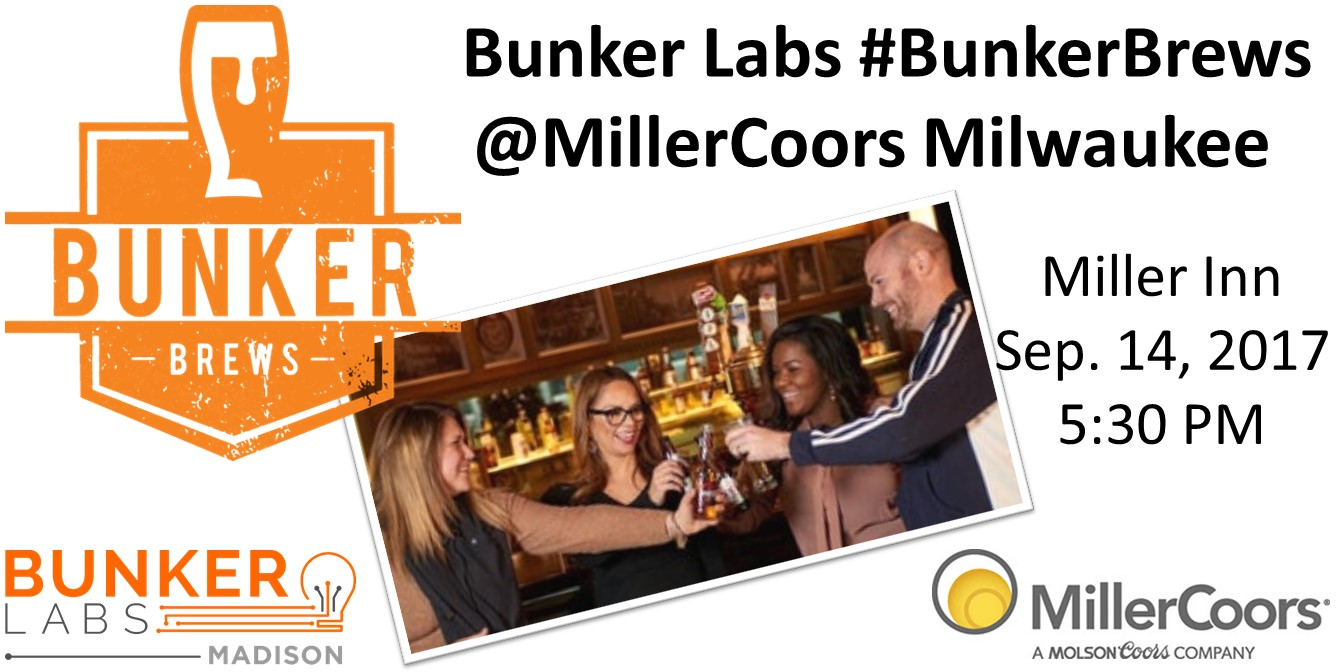 BunkerBrews at MillerCoors EventBrite