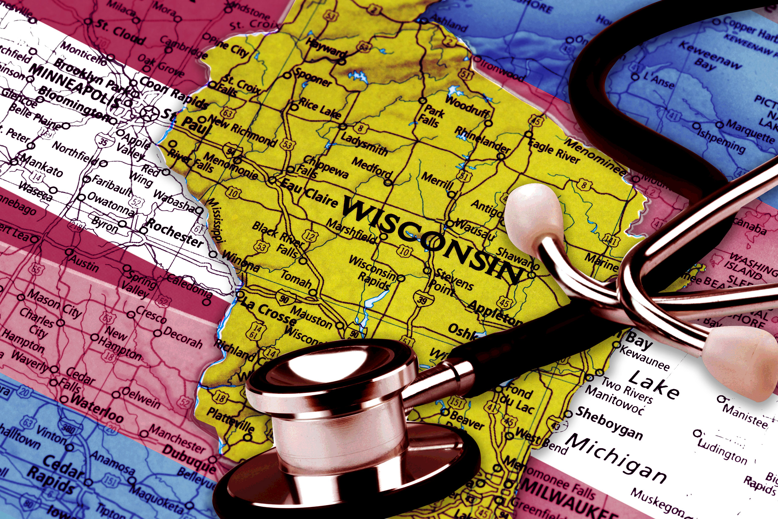WI Healthcare image