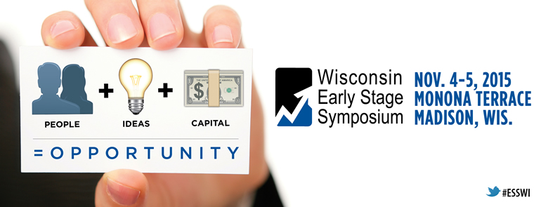 2015 Wisconsin Early Stage Symposium