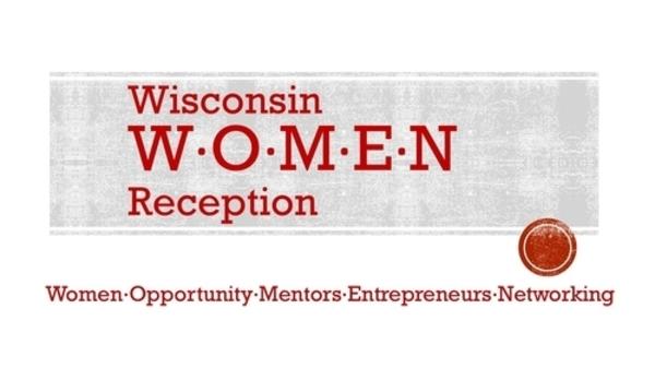 Wisconsin WOMEN Reception