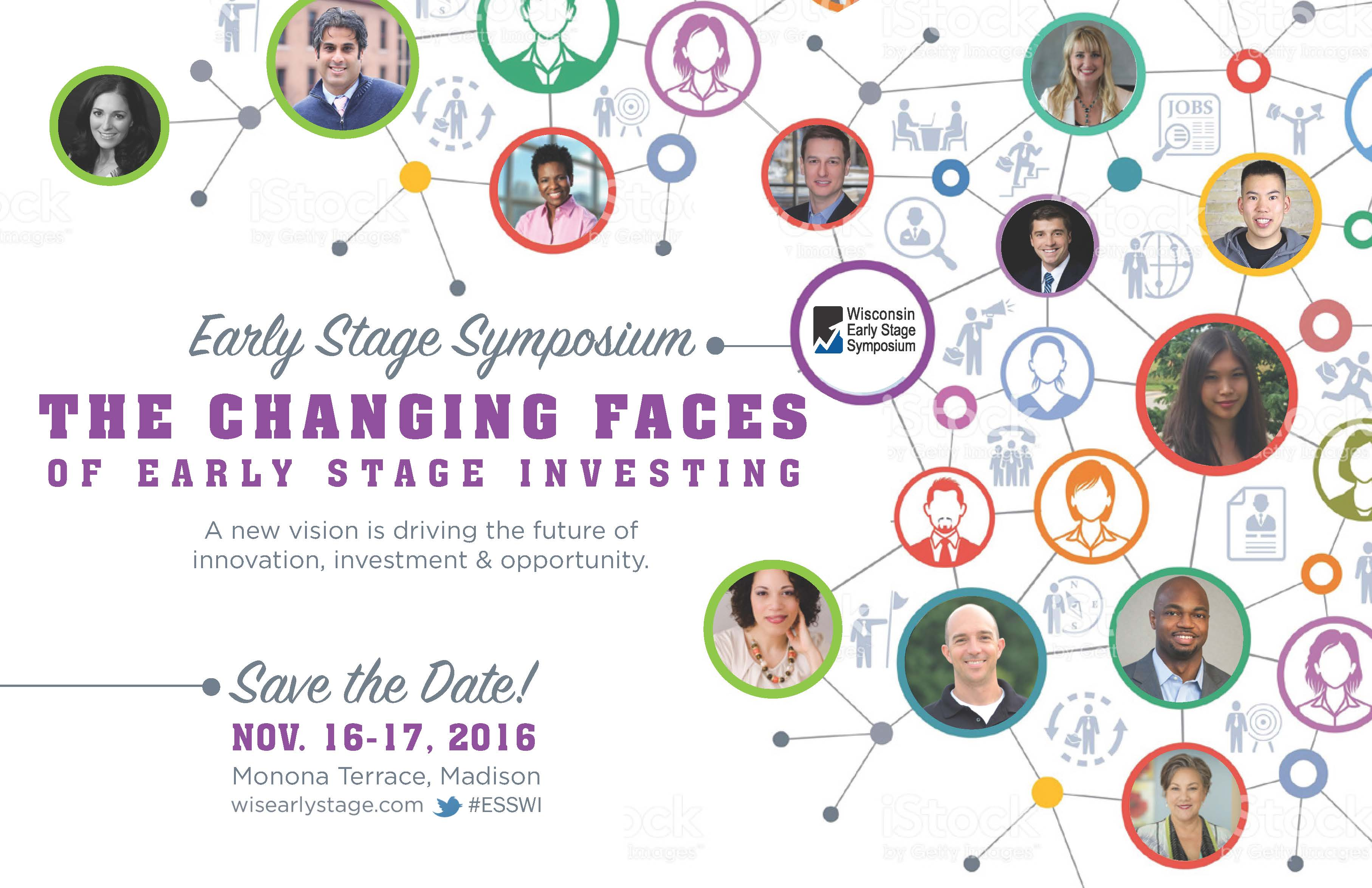 2016 Wisconsin Early Stage Symposium