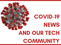 CoVID-19 news graphic
