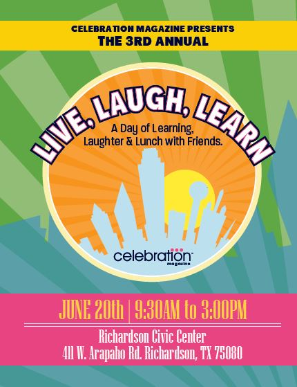 Live, Laugh & Learn 6.20.17
