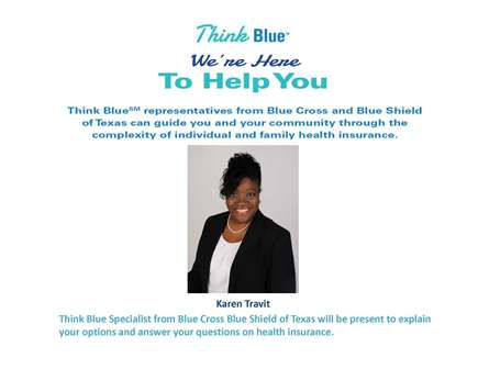 Think Blue Rep Karen small