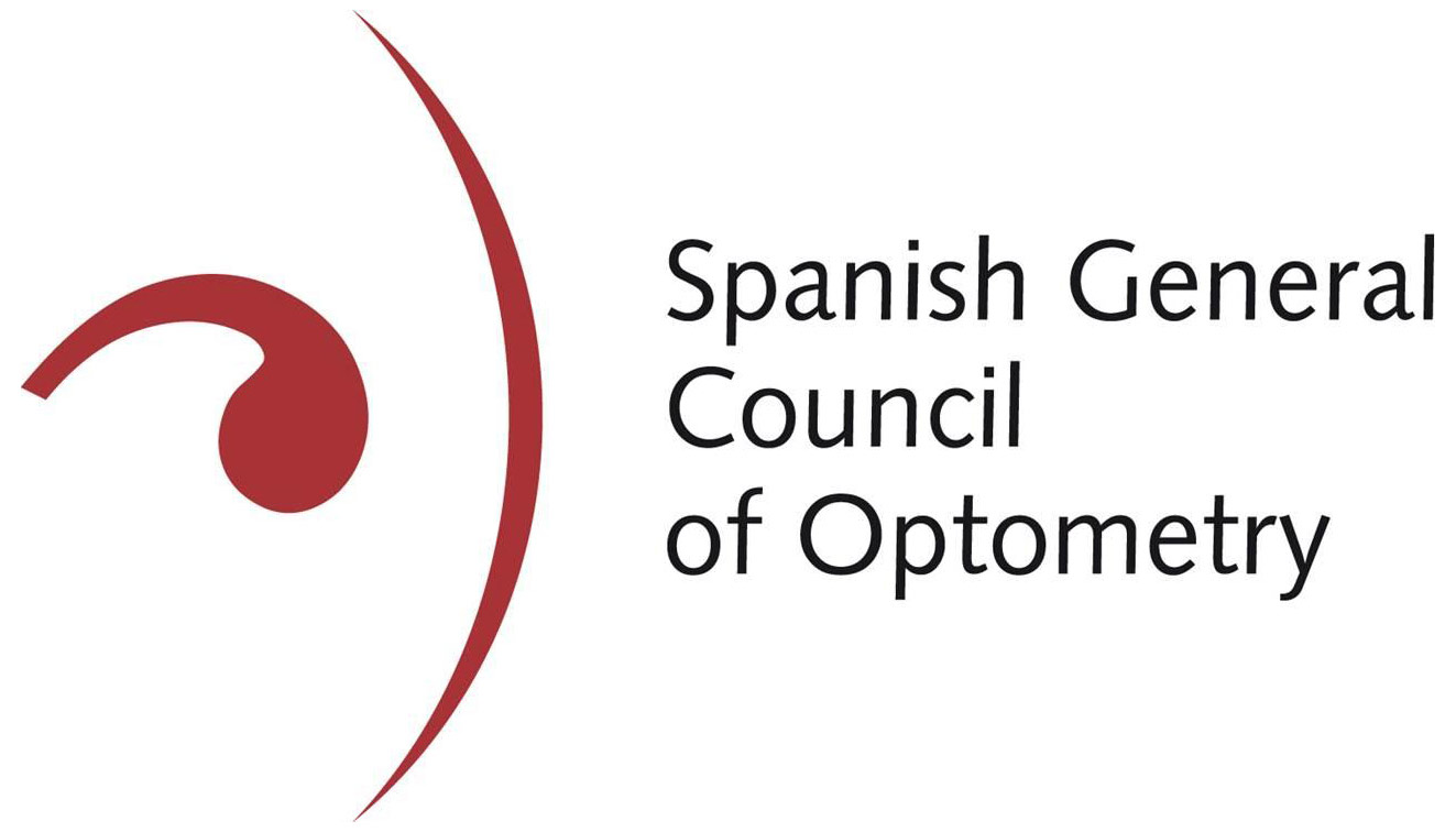Spanish General Council of Optometry logo
