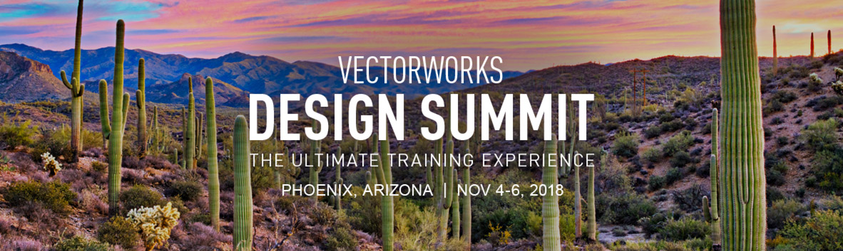 2018 Vectorworks Design Summit