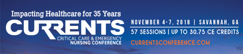 2018 CURRENTS: Annual Nursing Conference