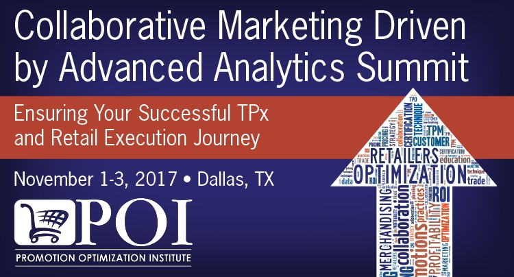 Collaborative Marketing Driven by Advanced Analytics Summit