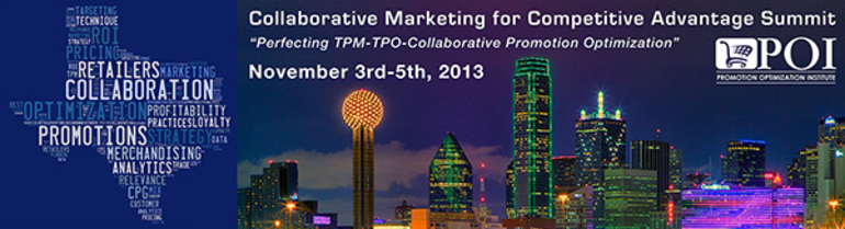 Collaborative Marketing for Competitive Advantage Summit