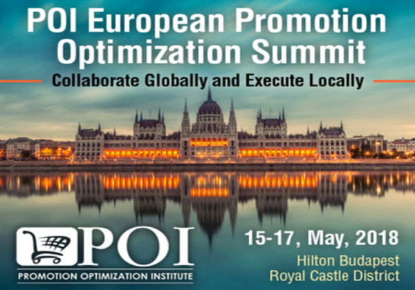 POI European Promotion Optimization Summit
