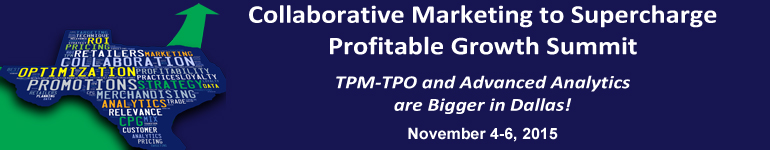 Collaborative Marketing to Supercharge Profitable Growth Summit
