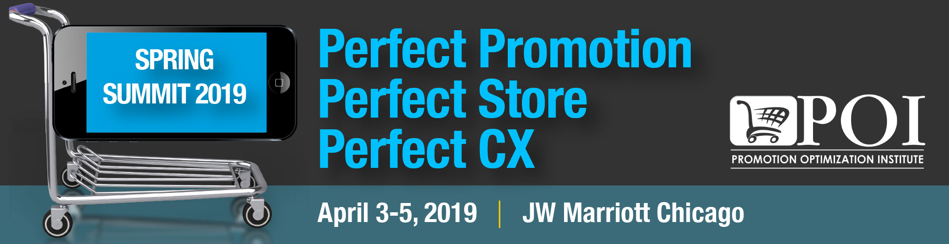 Perfect Promotion, Perfect Store, Perfect CX
