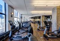 Gym Marriott