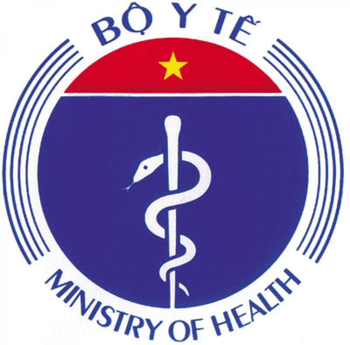 Vietnam MOH Logo