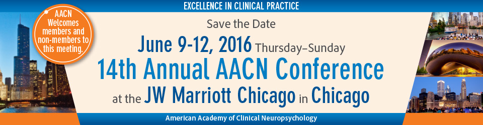 14th Annual Conference of the AACN