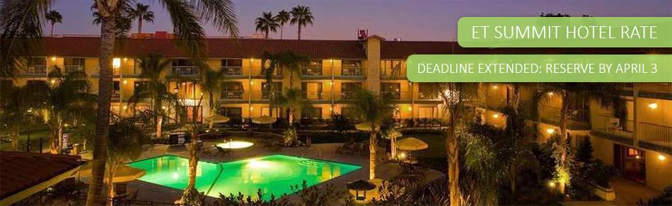 Hotel Deadline Approaching