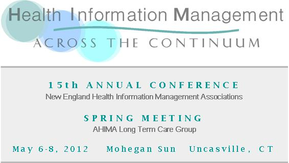 NE HIMA 15th Annual Conference