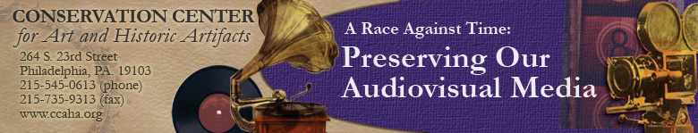 A Race Against Time: Preserving Our Audiovisual Media in Atlanta, GA