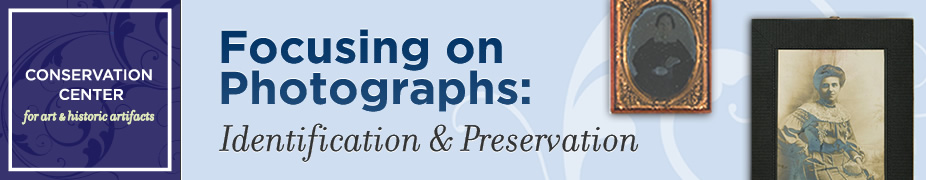 Focusing on Photographs: Identification & Preservation (Providence, RI)